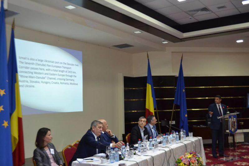 В Румынии обсудили перспективы восстановления регулярного пассажирского сообщения между Измаилом и Тулчей
