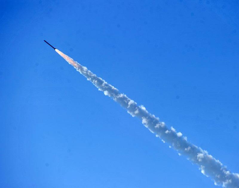 В Татарбунарском районе успешно прошли контрольные пуски ракетных комплексов