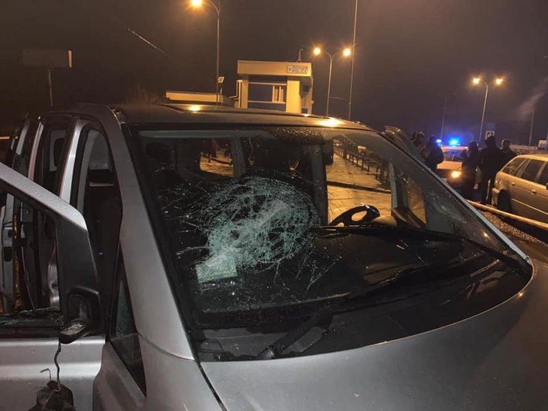 В Одесской области произошло дерзкое нападение на сотрудников «Укртрансбезопасности» и активистов - есть раненные