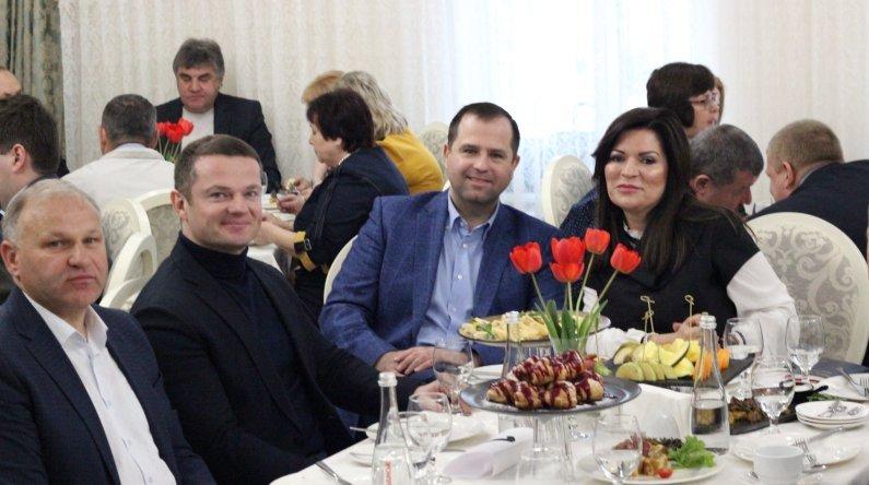 В Белгород-Днестровском впервые состоялся молитвенный завтрак