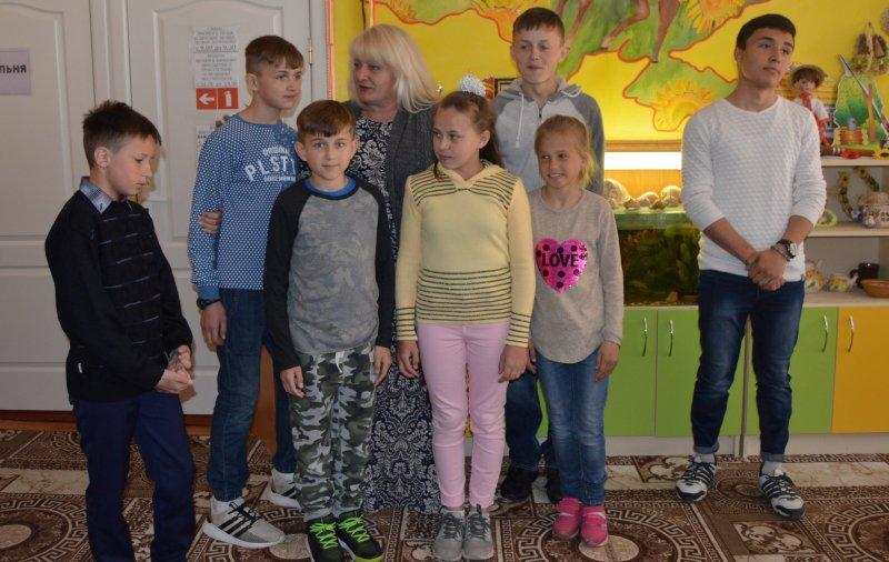 Белгород-Днестровский район: в Шабской ОГТ открыли еще один детский дом семейного типа