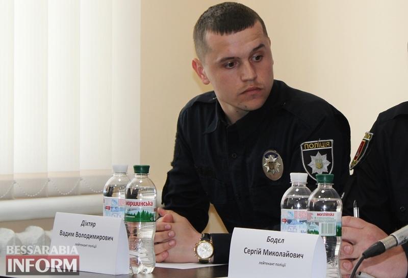 """""""Плановая ротация руководящего состава"""": у патрульной полиции Измаила появился новый начальник"""