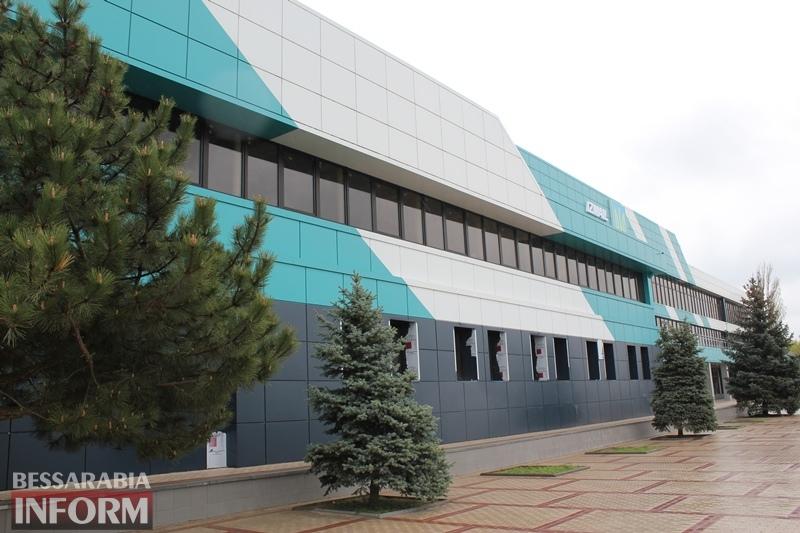 Водные ворота Украины в Евросоюз: в Измаиле после реконструкции открыли морской вокзал