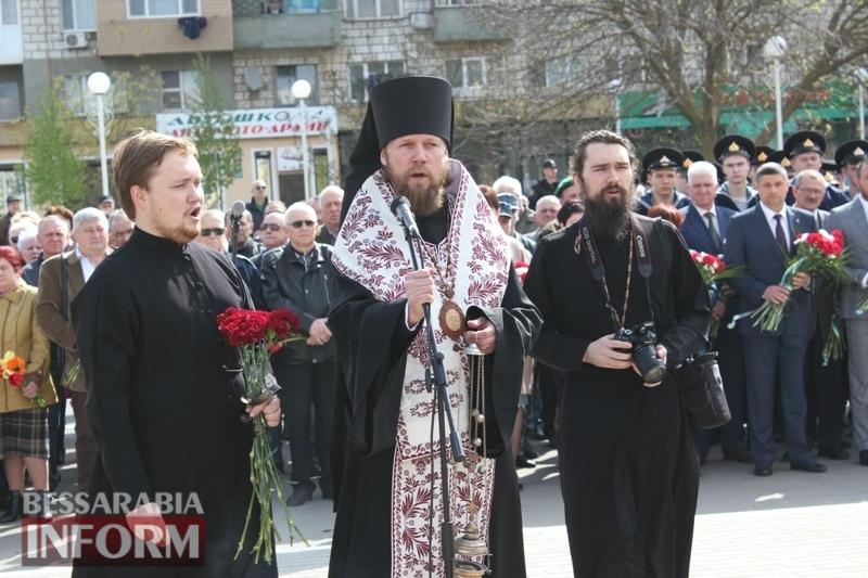 Памяти трагедии на ЧАЭС: в Измаиле утро началось с митинга-реквиема