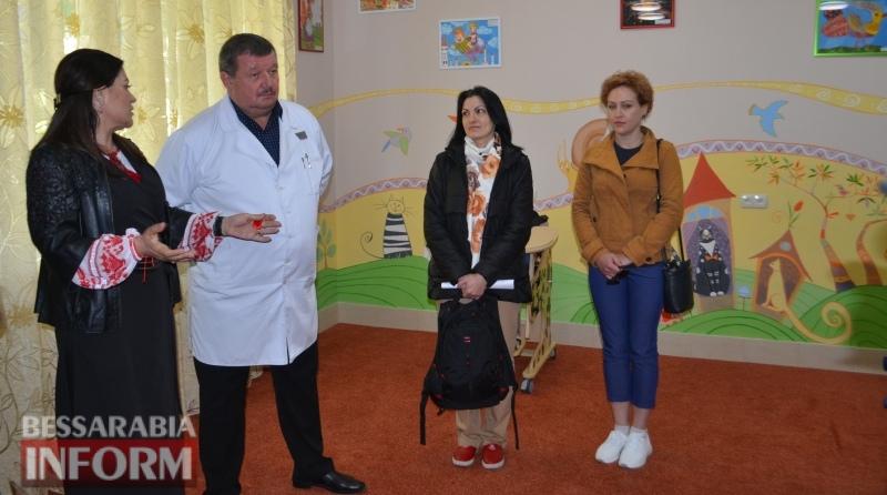 На пути к здоровому будущему: в Аккермане открыли кабинет реабилитации для детей с особыми потребностями