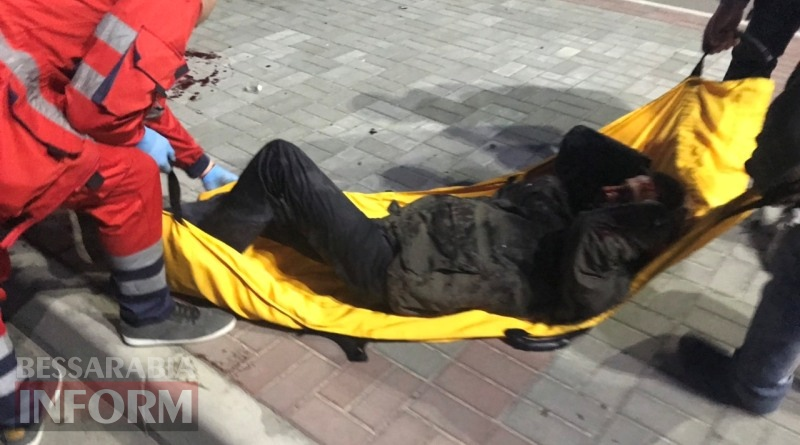 """На выезде из Измаила пьяный водитель на """"девятке"""" убил лошадь"""
