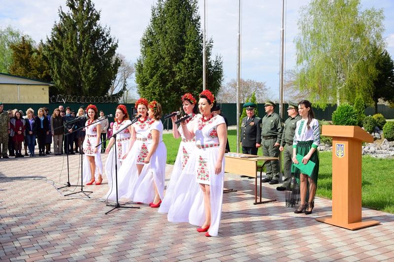 Сегодня - День пограничника: в Измаиле по случаю праздника прошли торжества