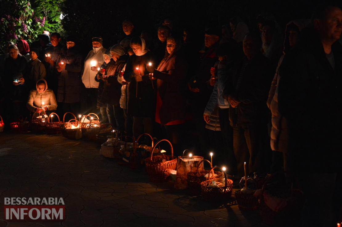 Килийцы встретили самый главный христианский праздник (фоторепортаж)