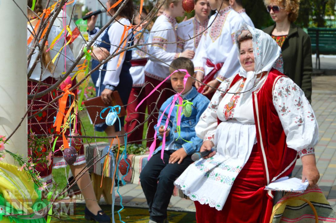 Масштабная битва крашенками: в Килии вспоминали древние пасхальные традиции (фоторепортаж)