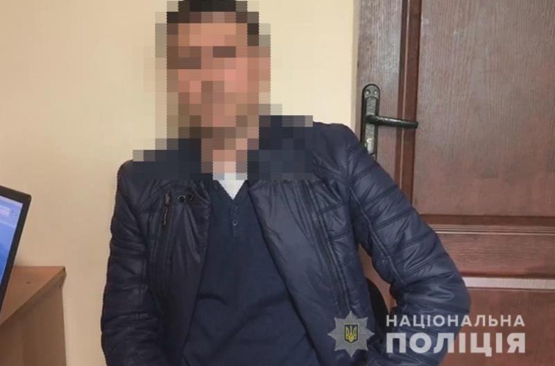 В Одесской области вор-гастролер похитил более 800 тысяч гривен и за несколько дней успел всё потратить