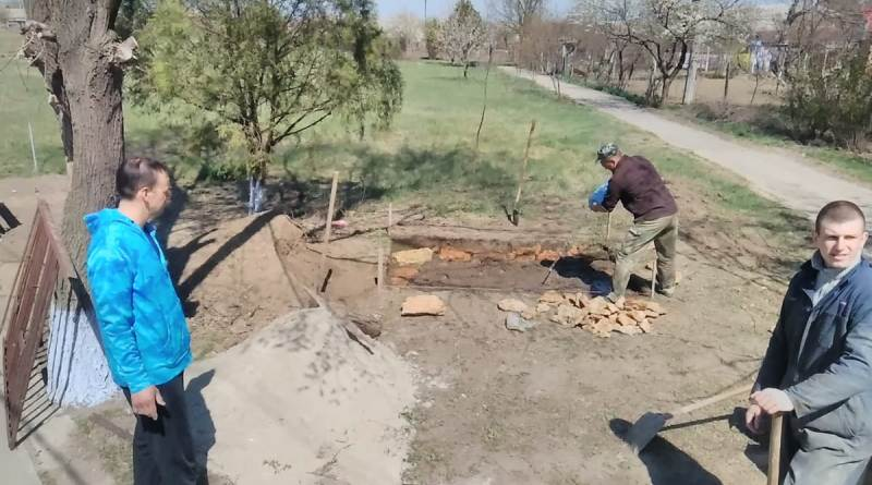 Татарбунарские атошники своими руками установят монумент в память о погибших побратимах