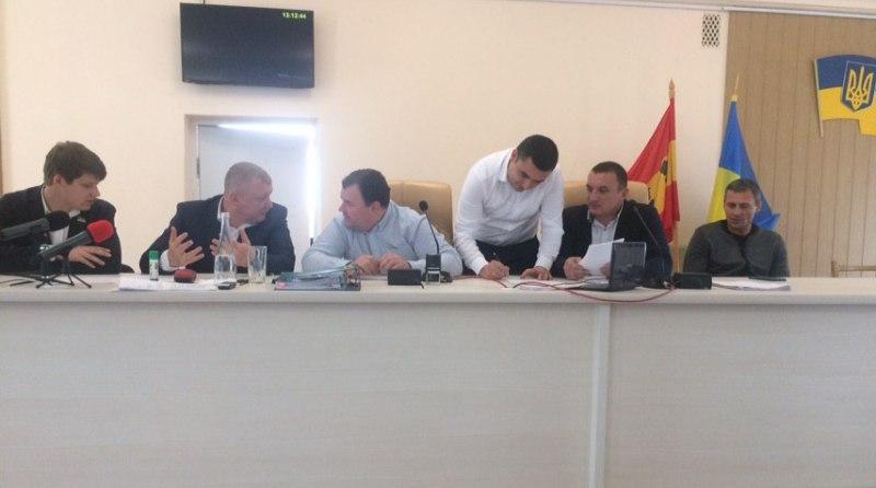 Виктор Грозов стал новым секретарем городского совета в Аккермане