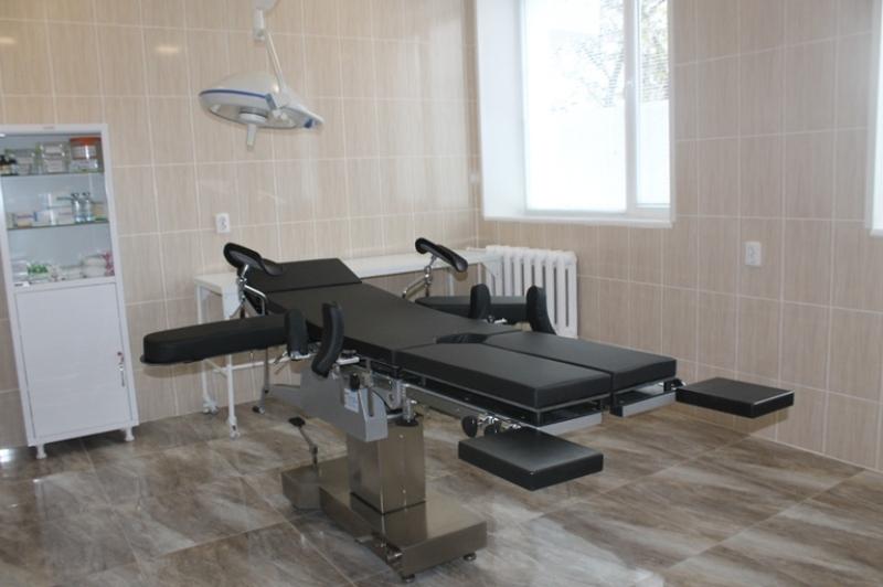 В Арцизе открыли отделение Emergency department после капитального ремонта