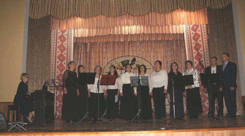 Ученики и преподаватели Татарбунарской районной музыкальной школы дали отчетный концерт