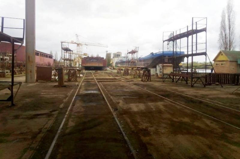 Военная прокуратура нагрянула с обысками на Килийский судоремонтный завод