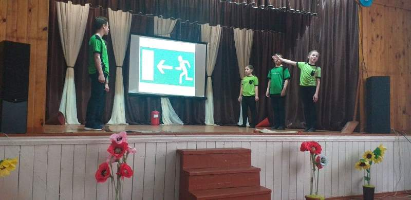 Измаильский район на региональном этапе фестиваля дружин юных пожарных представит команда из Сафьян