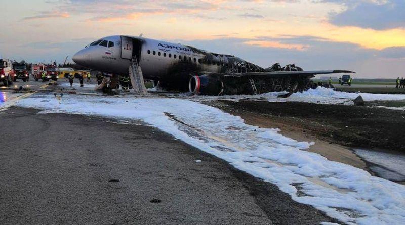 27cb9a765920b Авиакатастрофа в Шереметьево, в которой погиб 41 человек: что известно
