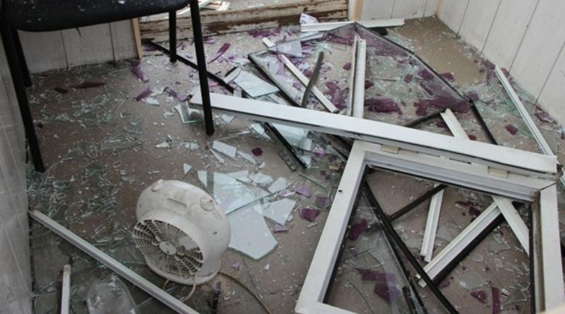 Жительница Украины дважды за сутки протаранила КПП в Приднестровье