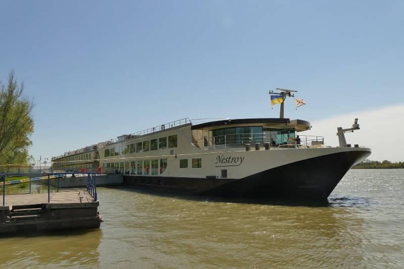 Диалог на перспективу: администрация Измаильского порта встретилась с представителями туристической компании из Австрии