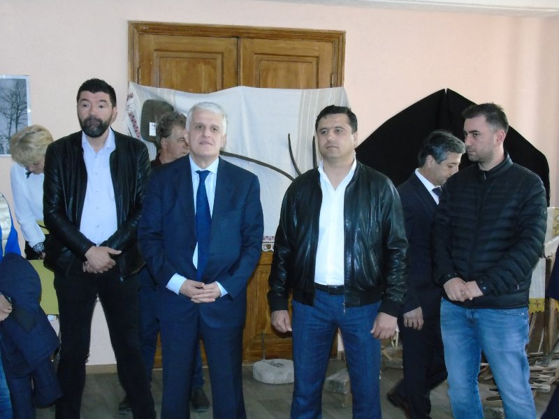 Село Каракурт в Болградском районе посетили высокопоставленные гости из Албании