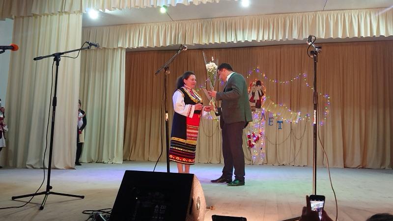В Болградском районе сразу два населенных пункта праздновали День Села