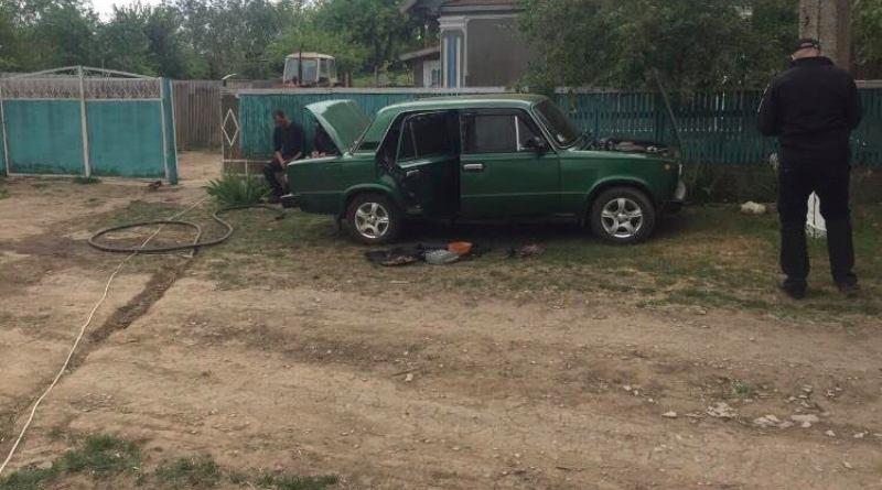 Трагедия в Белгород-Днестровском районе: двухлетняя девочка задохнулась в горящем автомобиле