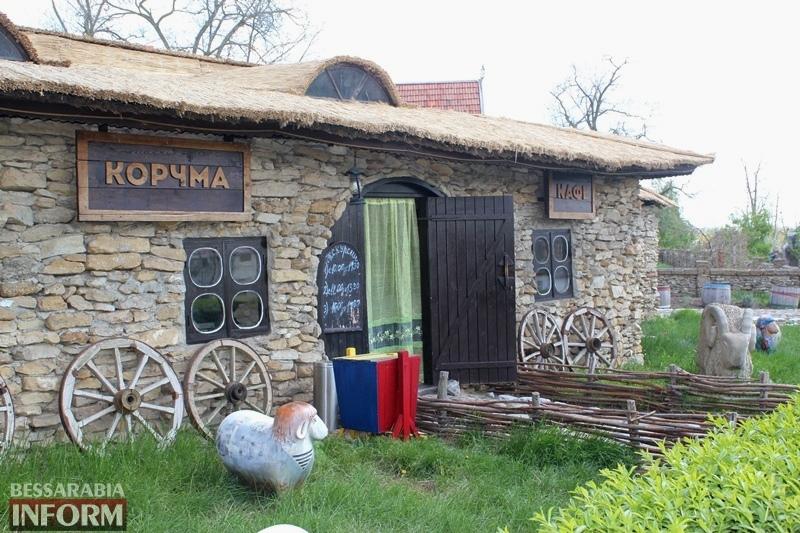 """Центр этнографического туризма """"Фрумушика-Нова"""" в Тарутинском районе - село возрожденное людьми, забытое властями"""