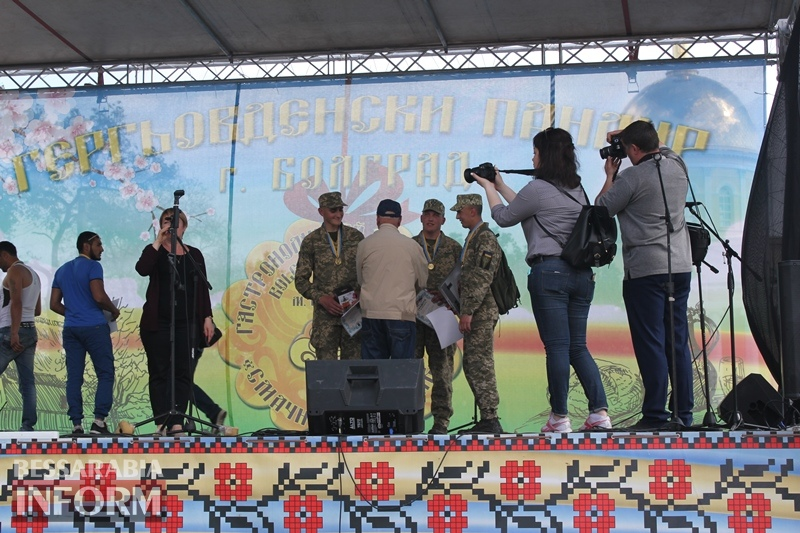 В Болграде прошел гастрономический фестиваль «Гергьовденски Панаир - смачный баранчик» (фоторепортаж)
