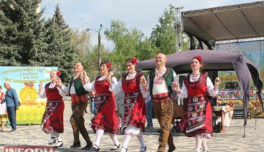 В Болграде прошел гастрономический фестиваль «Гергьовденски Панаир — смачный баранчик» (фоторепортаж)