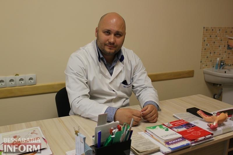 Становление онкогинекологии в Измаиле: районный здрав усиливают медоборудованием и ценными специалистами