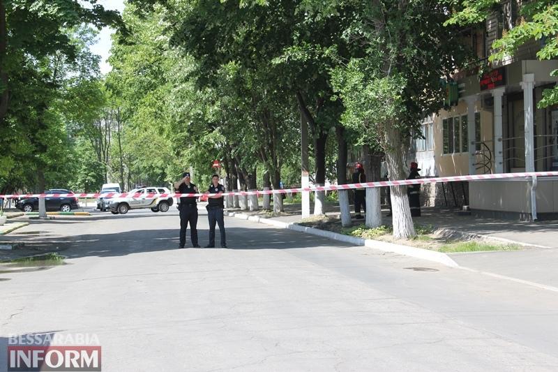 """Измаильский горрайонный суд снова """"заминировали"""""""