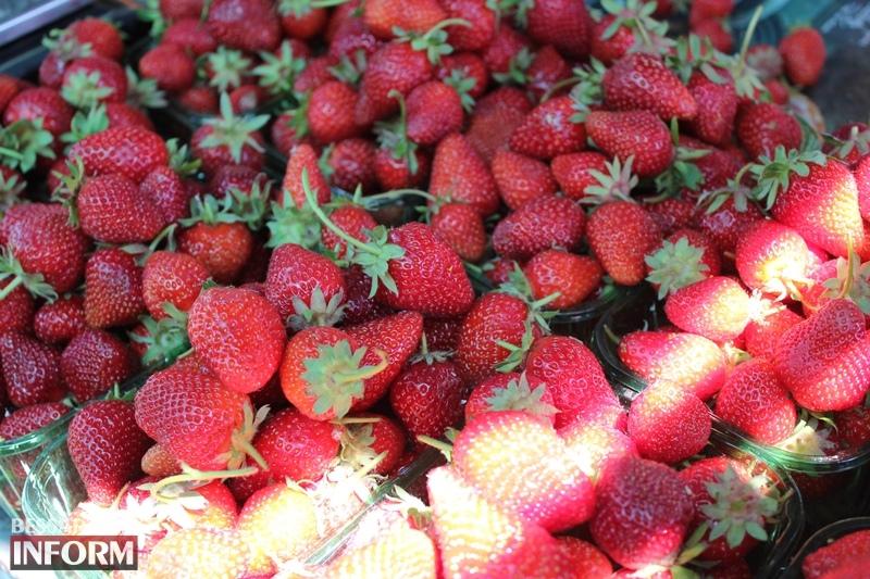 В Измаиле стартовал сезон клубники: обзор цен на любимую весеннюю ягоду