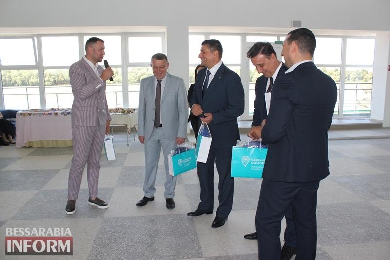 """Знаковое для Измаила событие: сегодня состоялся Международный форум """"Развитие туризма в украинских Дунайских портах"""""""