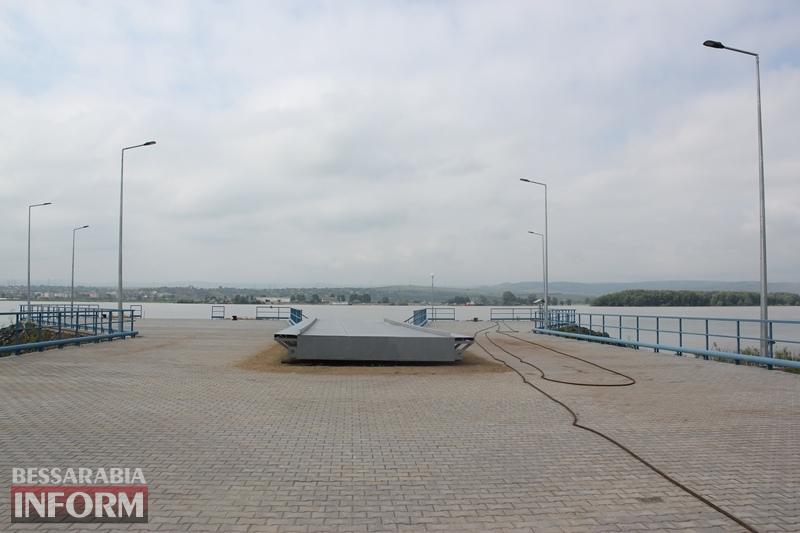 """""""Паромный комплекс """"Орловка"""": когда намечен старт и каким образом будет функционировать переправа из Украины в Румынию"""