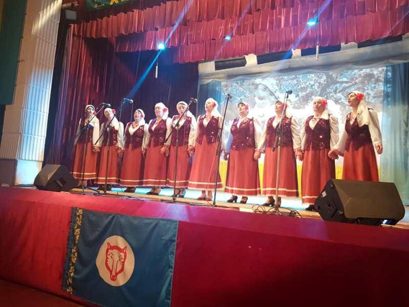 В Рени прошел XVI Международный фестиваль гагаузской культуры «Буджак илдизы»