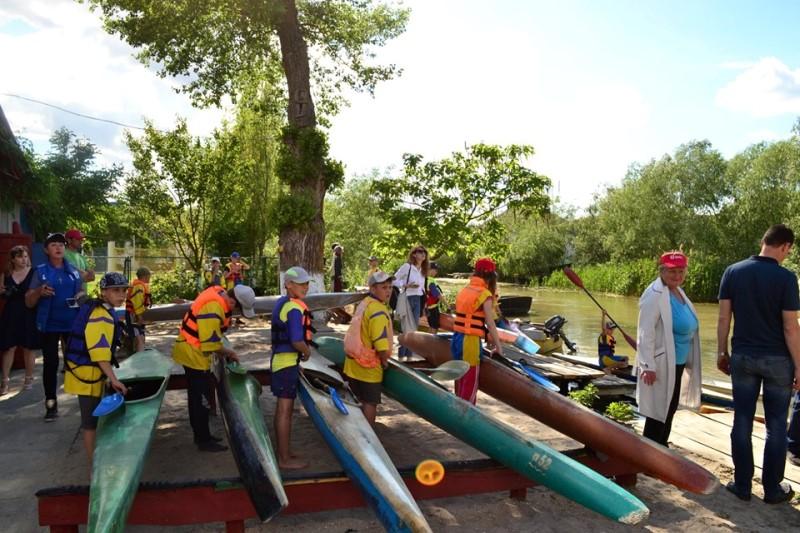 """""""Украинская Венеция"""" отметила 273-ю годовщину со дня основания"""