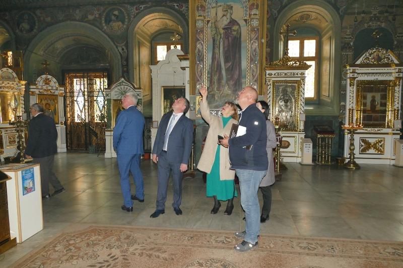 «У вас есть всё»: туристический потенциал Измаила оценил представитель австрийского туроператора