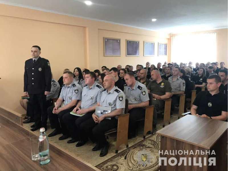 Кадровые перестановки: в Измаиле и Килии назначили новых начальников полиции