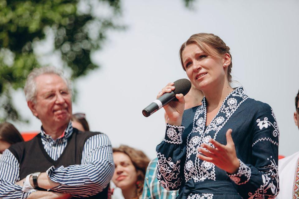 """Вакарчук заявил о создании партии """"Голос"""" и намерении баллотироваться в Верховную Раду"""