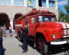Болградский р-н: в Криничном появилась новая пожарная машина — прежняя сгорела при пожаре
