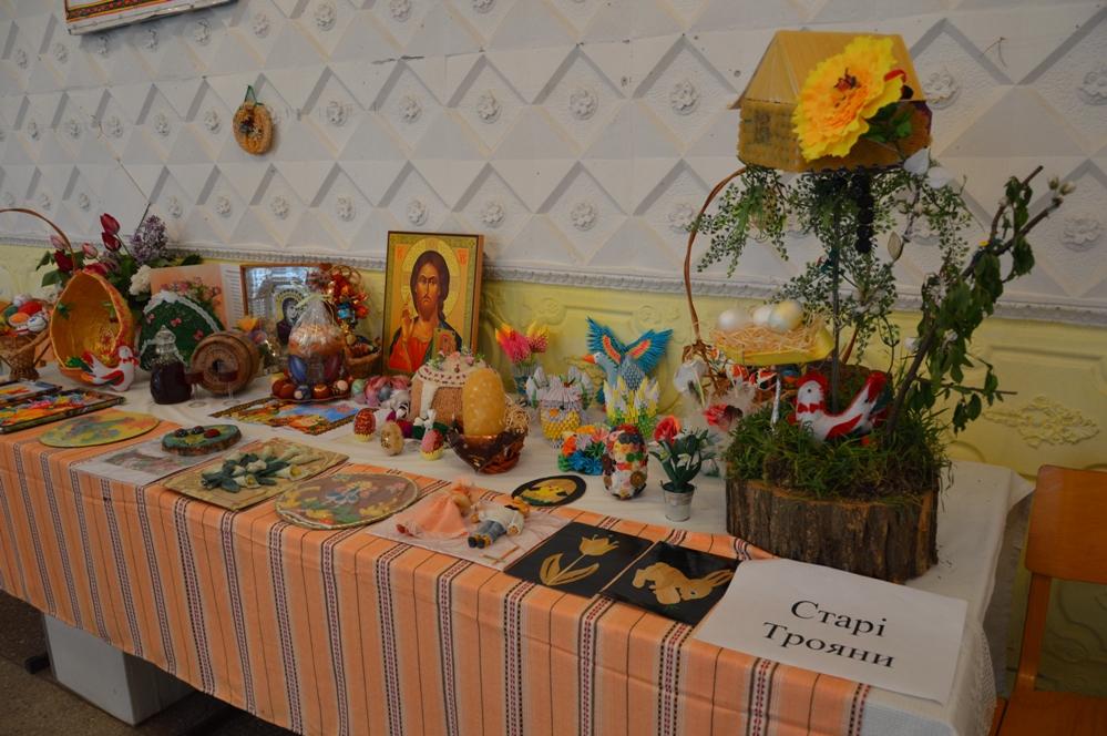Всю неделю в Килии будет работать пасхальная выставка (фото)
