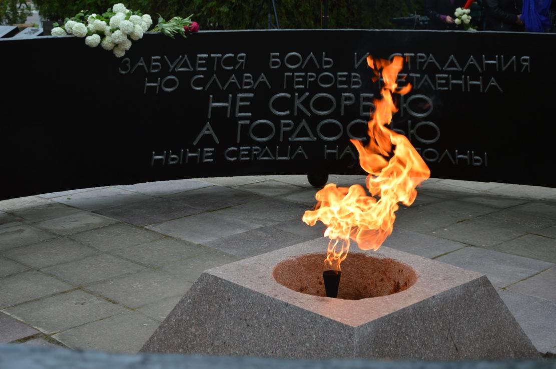 День памяти и примирения: в Килии погибших во время войны почтили общей молитвой
