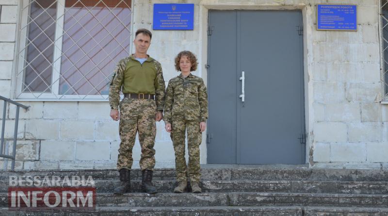 Гостья Килии: что сподвигло молодую журналистку пополнить ряды Морской пехоты и приглашать на службу других