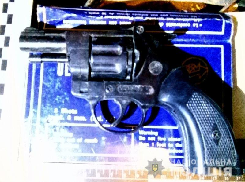 Наследство от папы: у жителя Тарутинского района полиция изъяла оружейный арсенал