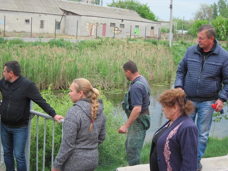 В Татарбунарах проверили санитарное состояние города: местные предприниматели совершенно не поддерживают порядок на своих территориях