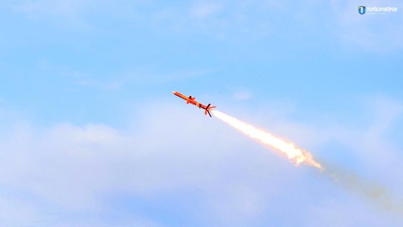На военном полигоне Татарбунарского района прошли испытания ещё одного ракетного комплекса