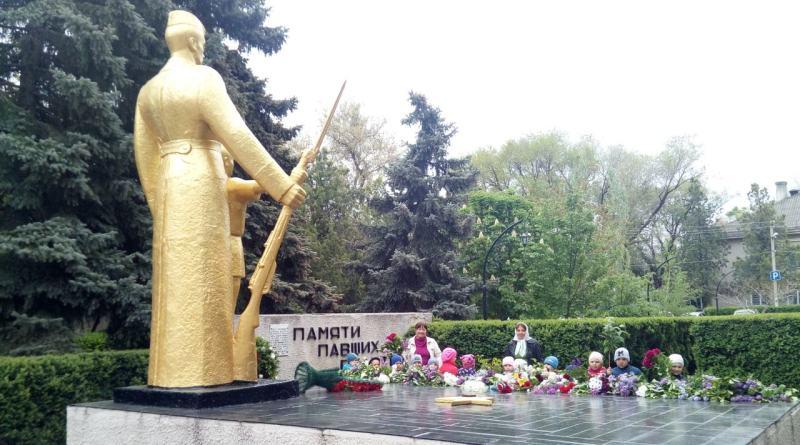 В День памяти и примирения в Татарбунарах состоялся митинг-реквием