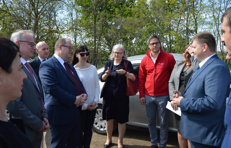 Белгород-Днестровский район посетила зарубежная делегация из Австрии