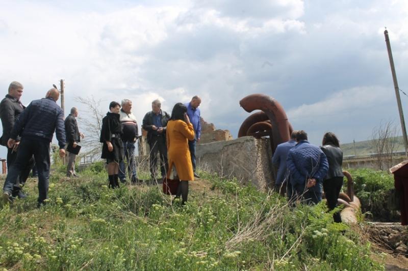 Нечистоты сливаются прямо в реку: в Арцизе очистная станция не выполняет своих функций и это грозит экологической катастрофой
