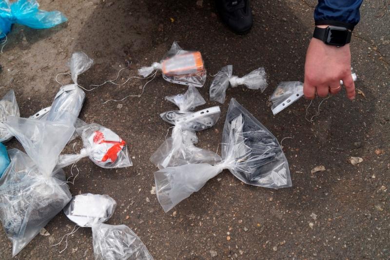 Героин по почте: пограничники ликвидировали канал контрабанды героина из РФ, который реализовывался в Одессе